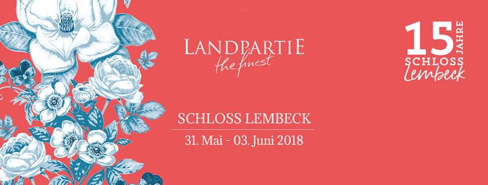 Landpartie Schloss Lembeck