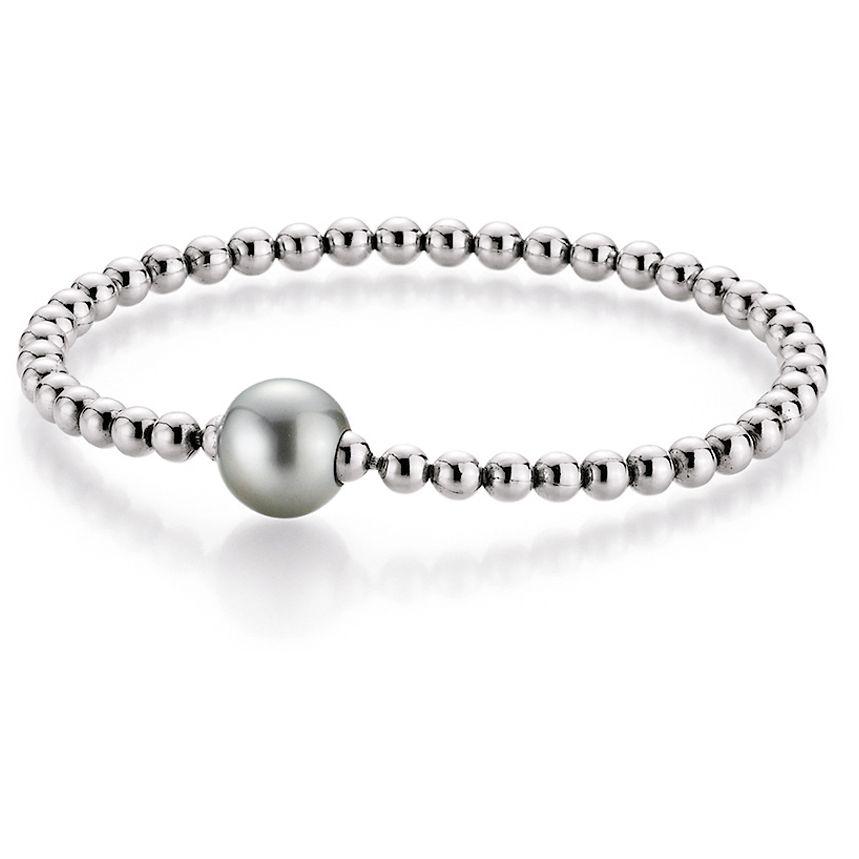 925/-Silber Tahitiperle