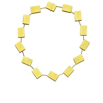 Collier 750/-Gelbgold Michael Becker