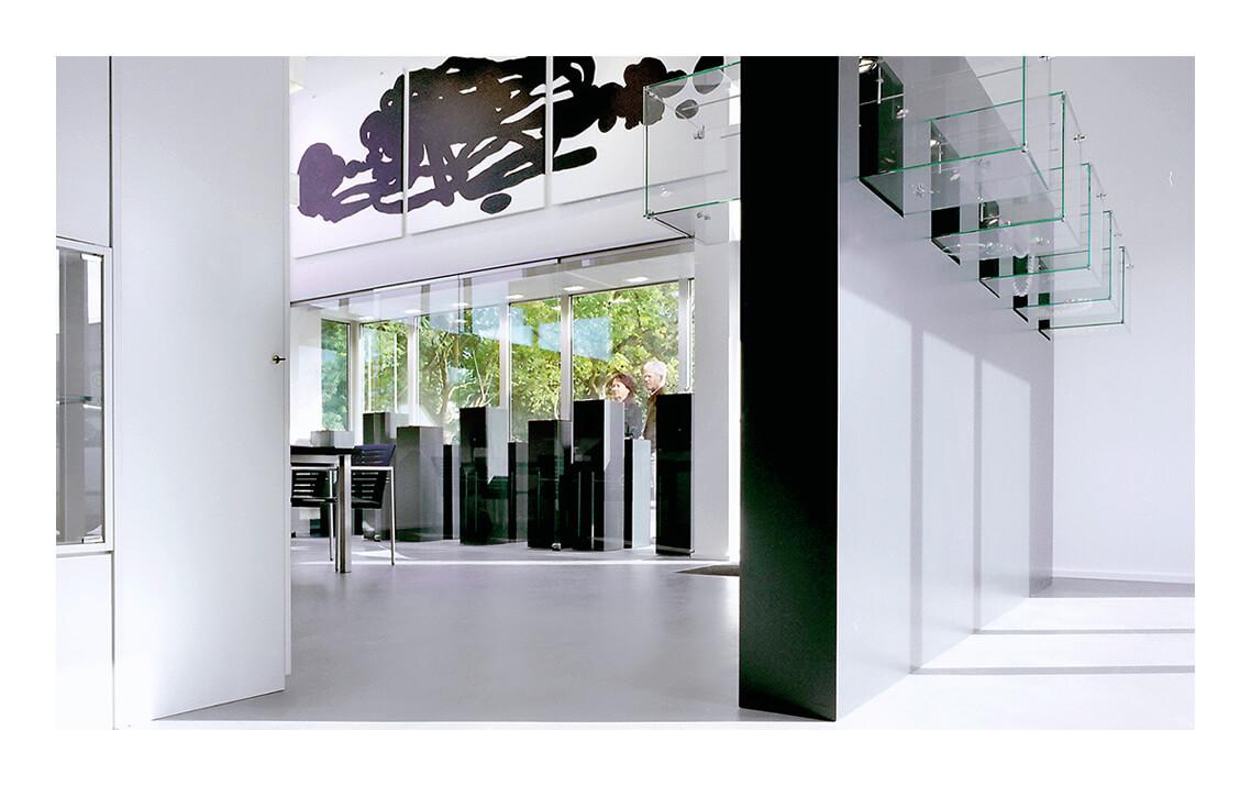 Galeriehaus Grosche Interieur