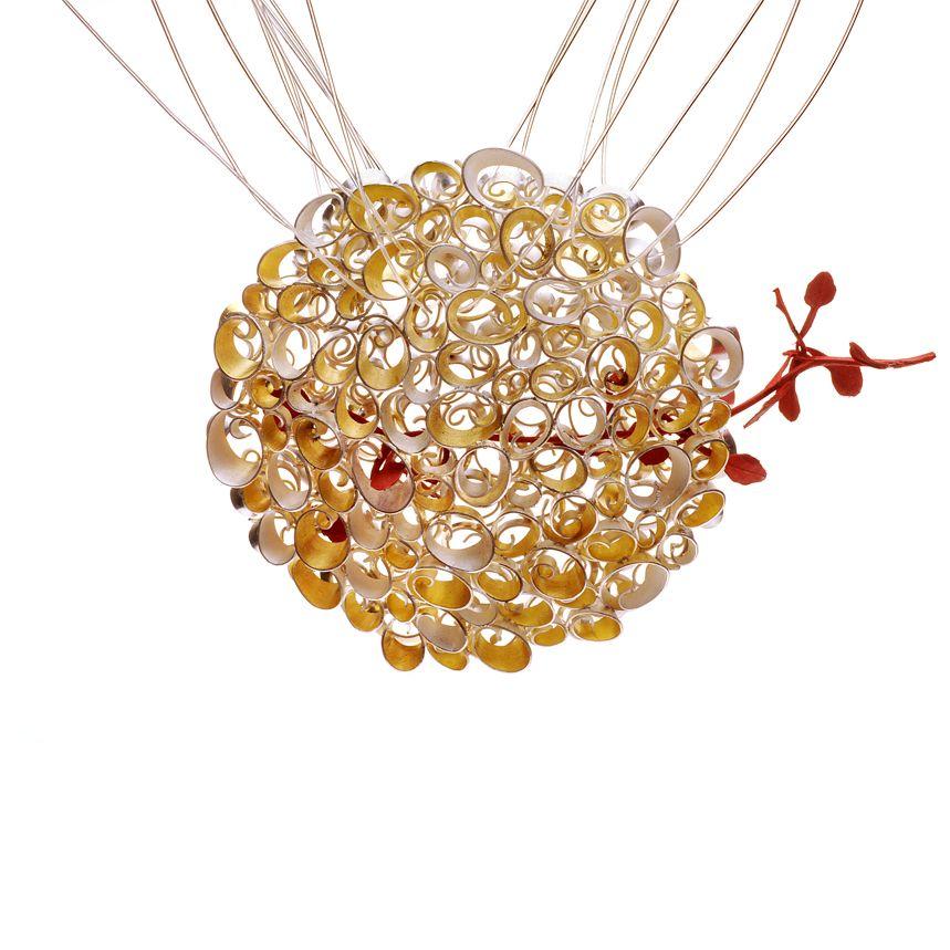 925/-Silber 900/-Gelbgold Nylonschnüre Lack