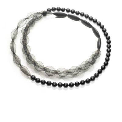 925/-Silber oxidiert Onix