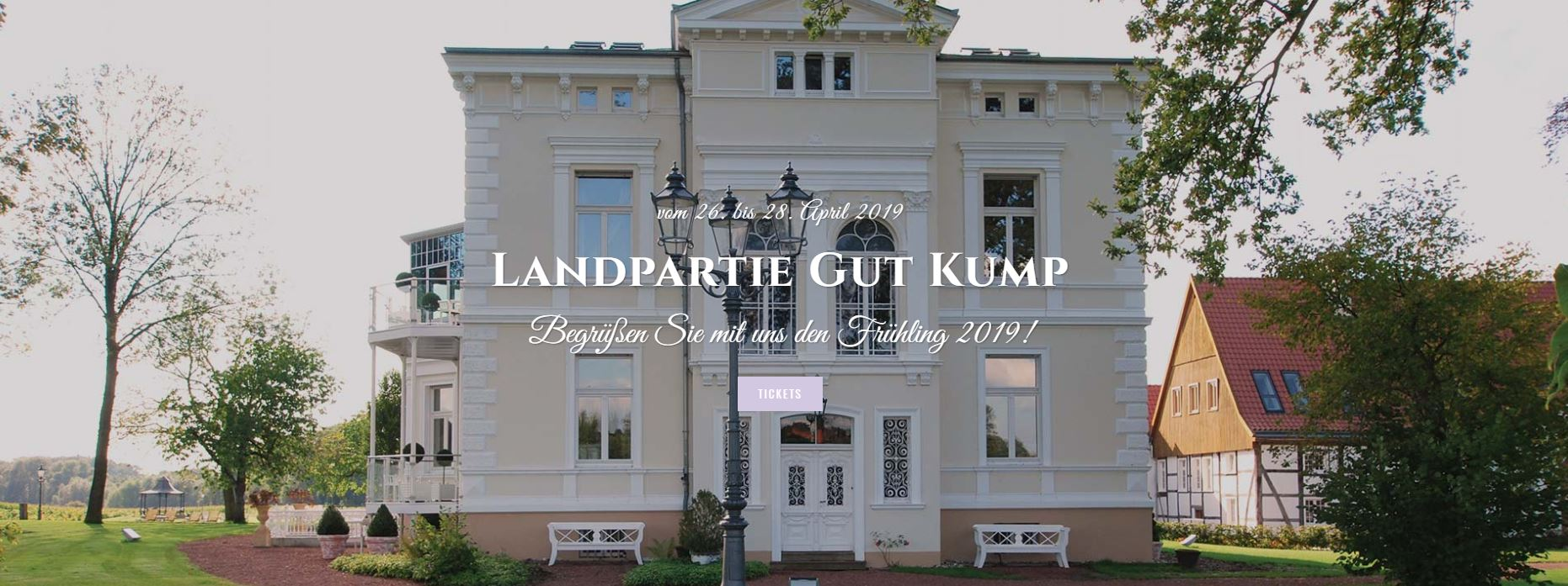 Landpartie Gut Kump