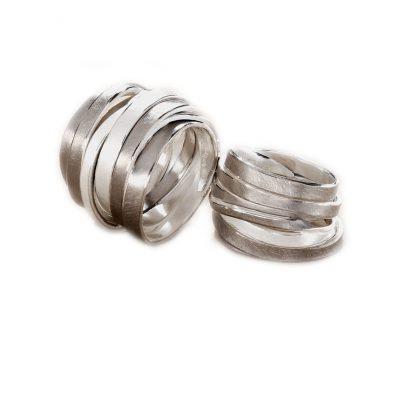 500/-Palladium 925/-Silber